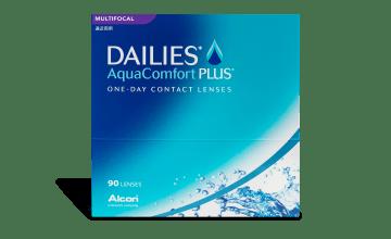 DAILIES AquaComfort Plus Multifocal 90pk
