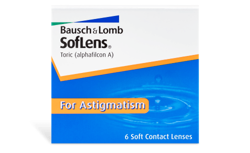 SofLens Toric (SofLens For Astigmatism)