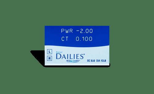 Focus DAILIES 30pk