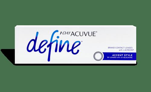1-DAY ACUVUE® DEFINE™ 30pk