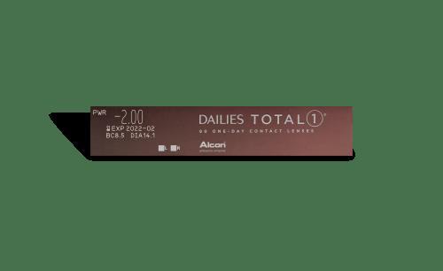 DAILIES TOTAL1 90pk
