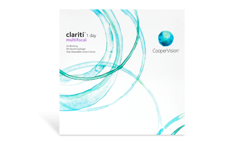 clariti 1 day multifocal 90pk