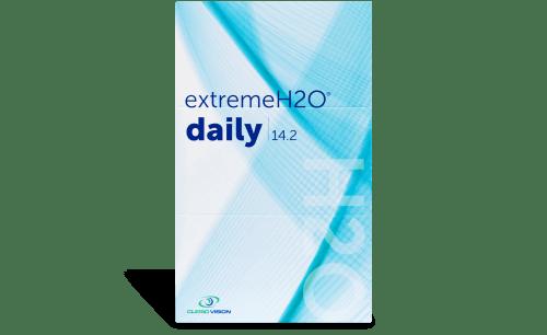 Extreme H2O Daily 90pk