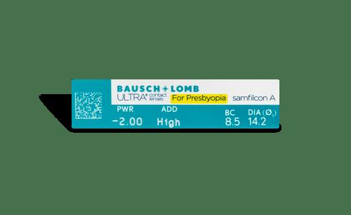 Bausch + Lomb ULTRA for Presbyopia 6pk