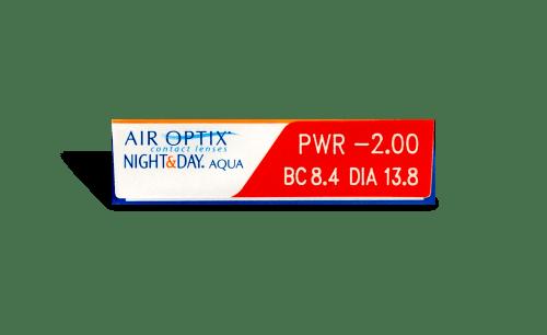 Air Optix Night & Day Aqua 3 pk
