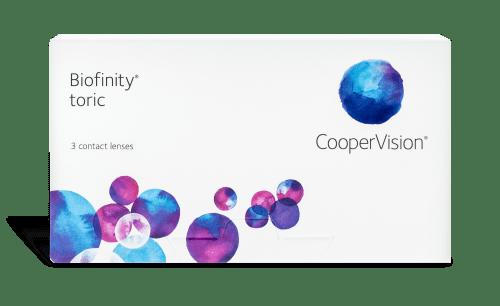 Biofinity Toric 3pk