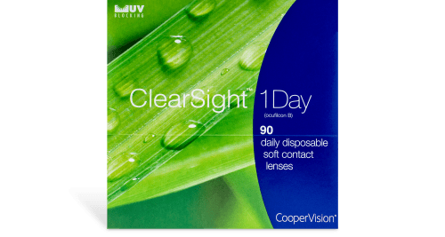 Same as CLEAR COMFORT 1 DAY 90pk