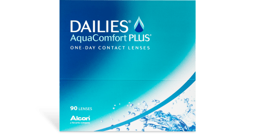 DAILIES AquaComfort Plus 90pk