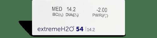 Extreme H2O 54% 14.2 12pk