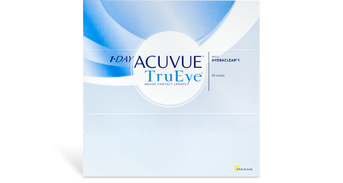 1-DAY ACUVUE® TruEye® 90pk