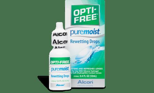 OPTI-FREE® PureMoist® Drops