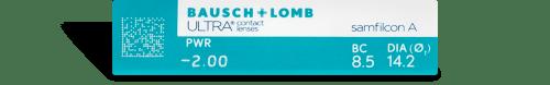 Bausch & Lomb ULTRA 6pk