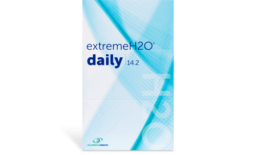 Extreme H2O Daily 90pk