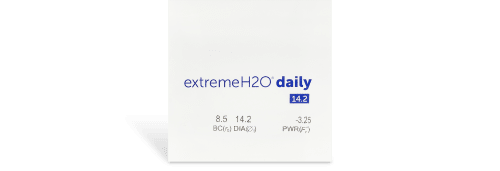 Extreme H2O Daily 30pk