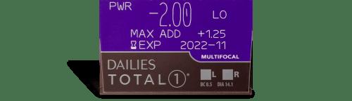 DAILIES TOTAL1 Multifocal 30pk