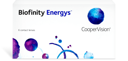 Biofinity Energys 6 pk
