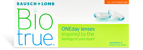 Biotrue ONEday Astigmatism 30 pack