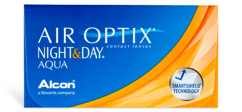 Air Optix Night & Day Aqua 3 pk