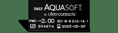 AquaSoft™ Daily 15pk