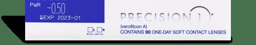 Precision 1 Dailies 90pk