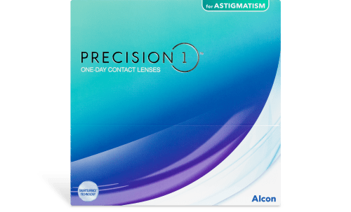Precision1 Dailies for Astigmatism 90pk