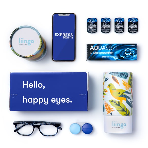 The Company 1 800 Contacts