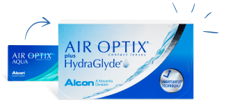 air optix aqua upgrade to air optix hydraglyde